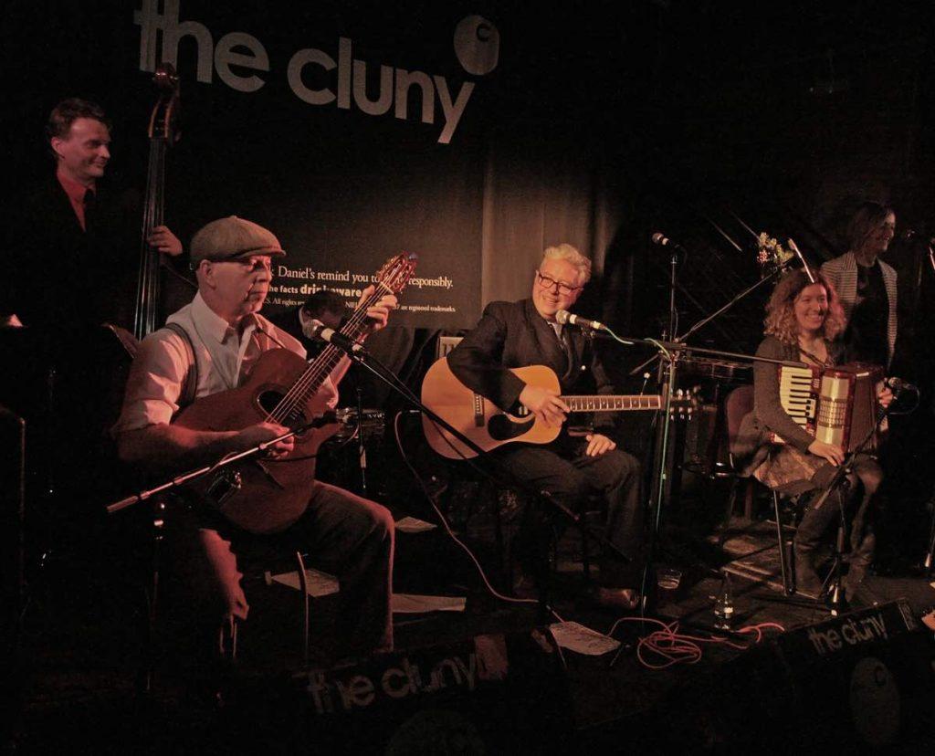 Shipcote & Friends at The Cluny